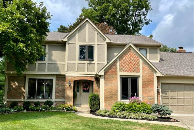 7675 Middlebrook Lane, Columbus, OH 43235 (MLS #221036365) :: ERA Real Solutions Realty
