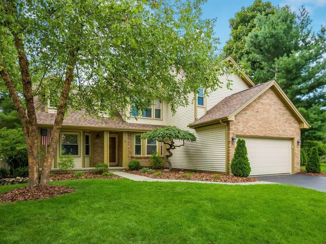 8559 Halley Drive, Dublin, OH 43016 (MLS #221036385) :: 3 Degrees Realty