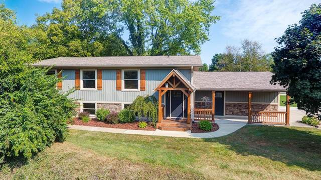 777 Forest Lawn Drive, Marion, OH 43302 (MLS #221036426) :: Sam Miller Team