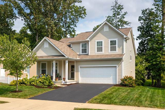 322 Seatrain Drive, Delaware, OH 43015 (MLS #221036430) :: The Holden Agency