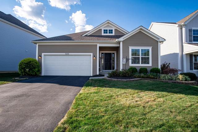 6246 Upper Albany Crossing Drive, Westerville, OH 43081 (MLS #221036486) :: Sam Miller Team