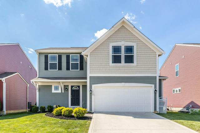 1239 Glenbeacome Street, Blacklick, OH 43004 (MLS #221036511) :: Sandy with Perfect Home Ohio