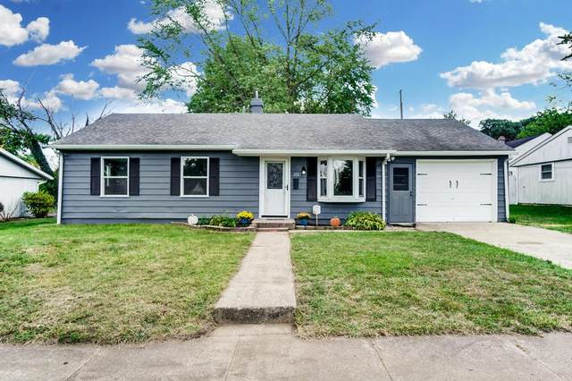 312 Lenwood Drive, Lancaster, OH 43130 (MLS #221036523) :: The Gale Group