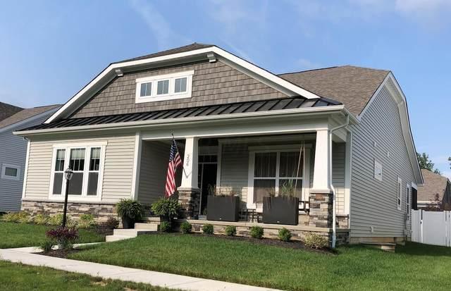 206 Honeywood Drive E, Galena, OH 43021 (MLS #221036525) :: ERA Real Solutions Realty