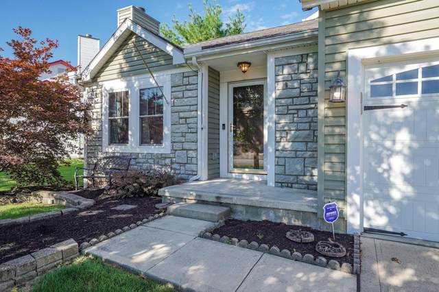 1410 Valley Drive, Marysville, OH 43040 (MLS #221036526) :: Exp Realty