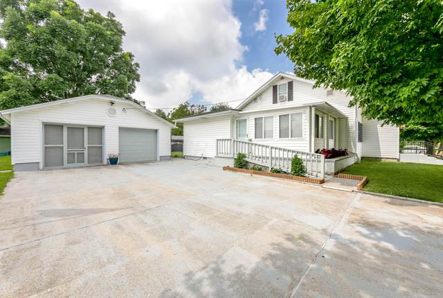 410 E Torrence Street, Belle Center, OH 43310 (MLS #221036546) :: Signature Real Estate