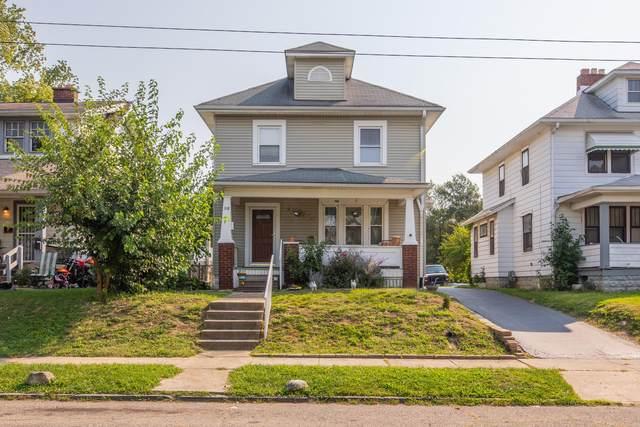 318 N Burgess Avenue, Columbus, OH 43204 (MLS #221036567) :: Greg & Desiree Goodrich | Brokered by Exp