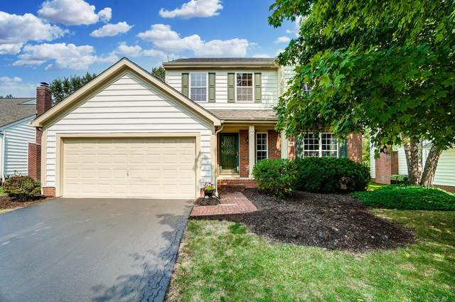 184 Stamford Drive, Powell, OH 43065 (MLS #221036583) :: 3 Degrees Realty