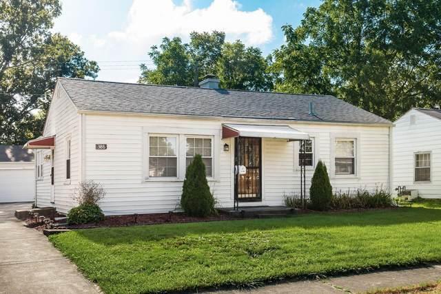 386 Old Village Road, Columbus, OH 43228 (MLS #221036590) :: Millennium Group