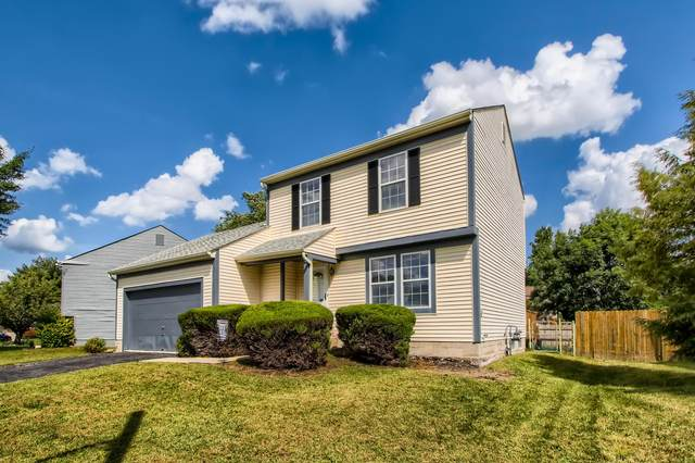 3310 Quinette Court, Reynoldsburg, OH 43068 (MLS #221036618) :: Sandy with Perfect Home Ohio