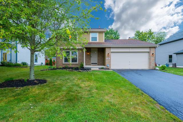 903 Slagle Place, Galloway, OH 43119 (MLS #221036641) :: Greg & Desiree Goodrich | Brokered by Exp