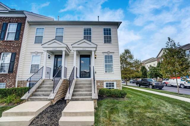 5351 Staircase Falls Drive, Dublin, OH 43016 (MLS #221036643) :: The Gale Group