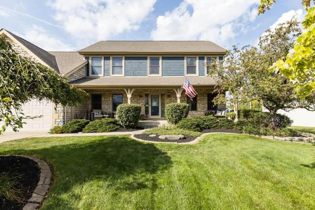 3259 Sunglow Drive, Lewis Center, OH 43035 (MLS #221036653) :: Jamie Maze Real Estate Group