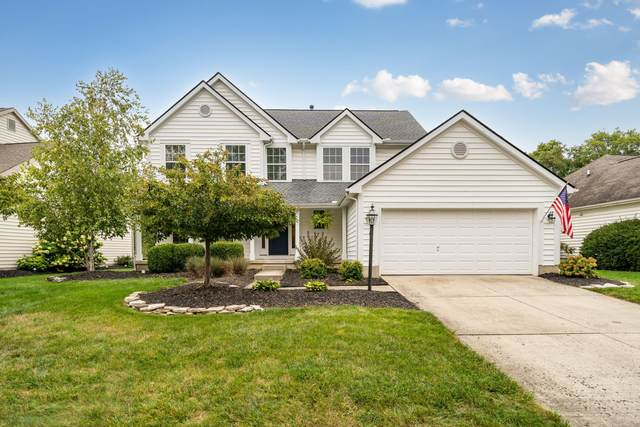 7998 Glenmore Drive, Powell, OH 43065 (MLS #221036677) :: Sandy with Perfect Home Ohio