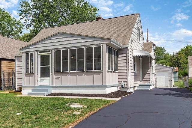3620 Norwood Street, Columbus, OH 43224 (MLS #221036688) :: ERA Real Solutions Realty