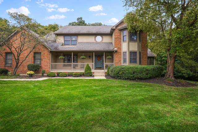 202 Hopewell Court, Powell, OH 43065 (MLS #221036689) :: Greg & Desiree Goodrich | Brokered by Exp