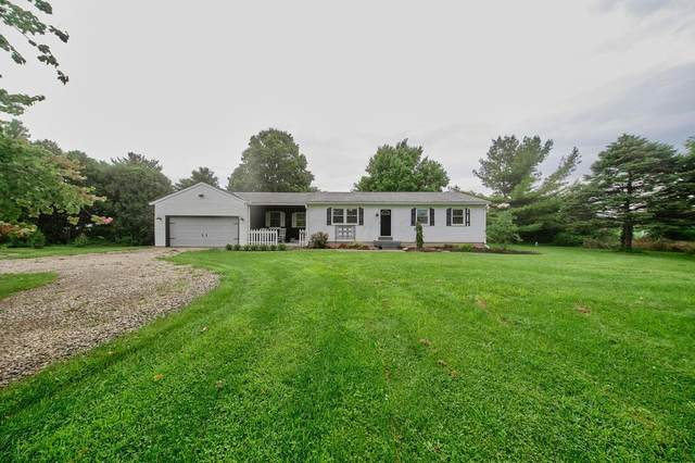 8085 Tippet Road, New Albany, OH 43054 (MLS #221036695) :: LifePoint Real Estate