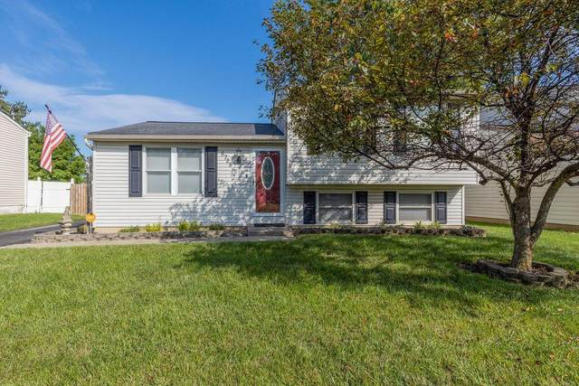 6728 Centennial Drive, Reynoldsburg, OH 43068 (MLS #221036702) :: The Holden Agency