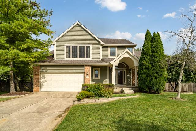 2544 Bouchard Court, Powell, OH 43065 (MLS #221036719) :: ERA Real Solutions Realty
