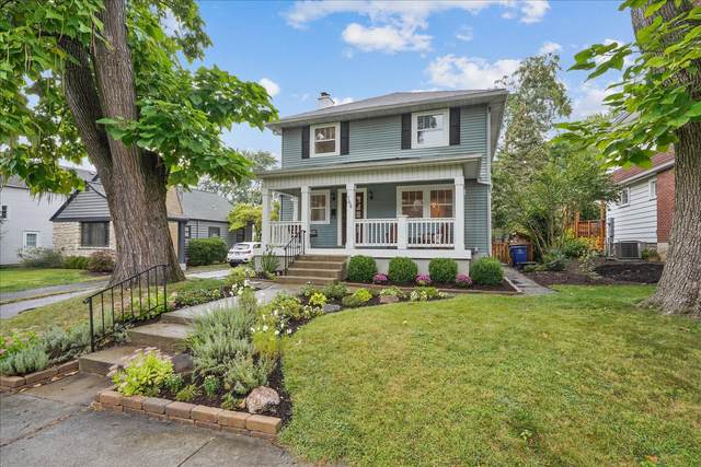 164 Chatham Road, Columbus, OH 43214 (MLS #221036722) :: The Gale Group