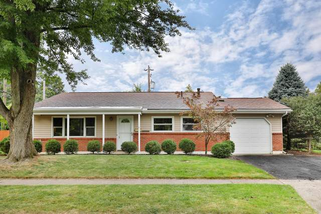5365 Roche Drive, Columbus, OH 43229 (MLS #221036732) :: The Gale Group