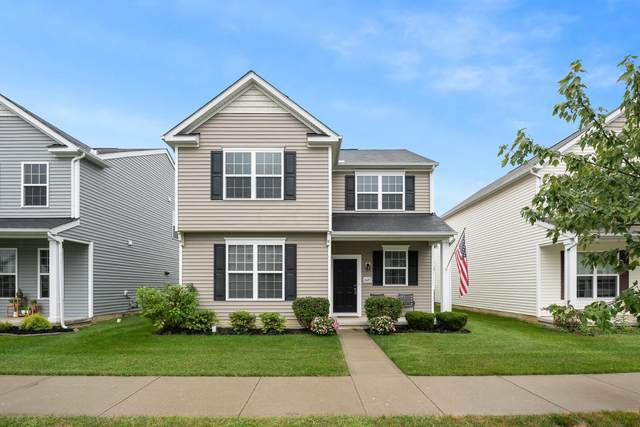 6023 Deansboro Drive, Westerville, OH 43081 (MLS #221036733) :: Exp Realty