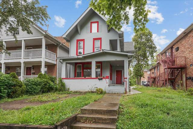 318 E 17th Avenue, Columbus, OH 43201 (MLS #221036737) :: The Gale Group