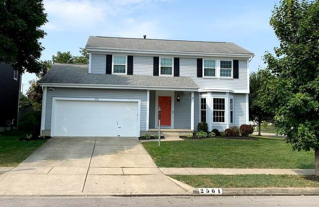2561 Windflower Road E, Hilliard, OH 43026 (MLS #221036759) :: LifePoint Real Estate