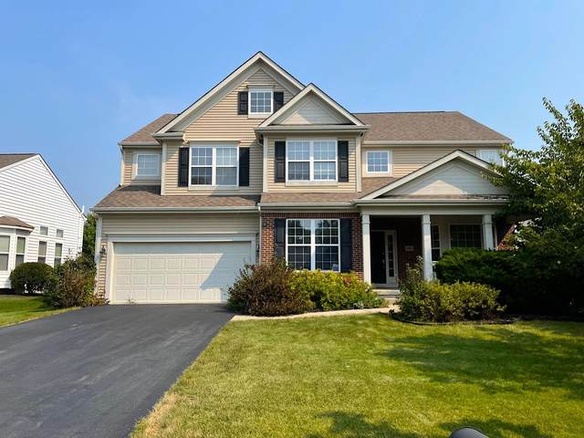 406 Mill Wind Drive, Westerville, OH 43082 (MLS #221036780) :: RE/MAX ONE