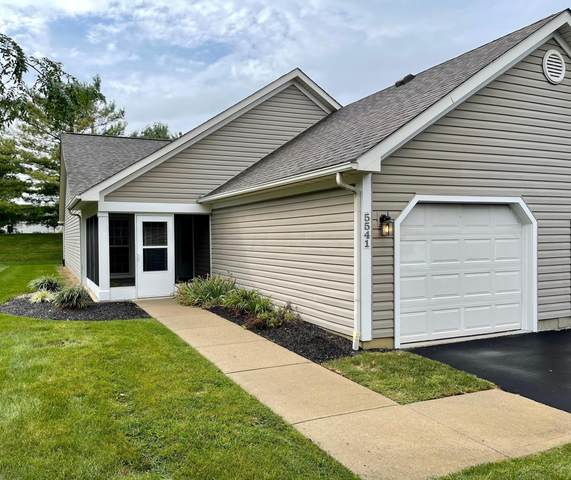 5541 Parkshire Drive, Columbus, OH 43229 (MLS #221036791) :: Exp Realty