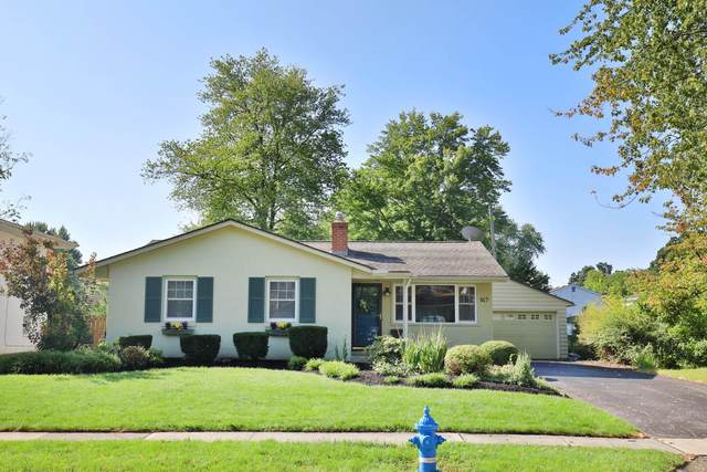 369 Franklin Court, Worthington, OH 43085 (MLS #221036797) :: The Gale Group