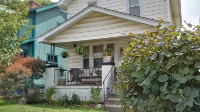 689 Frebis Avenue, Columbus, OH 43206 (MLS #221036805) :: The Gale Group