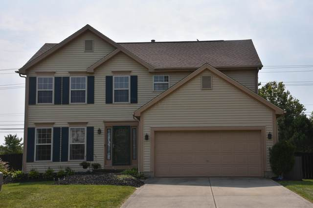1392 Great Hunter Drive, Grove City, OH 43123 (MLS #221036807) :: ERA Real Solutions Realty