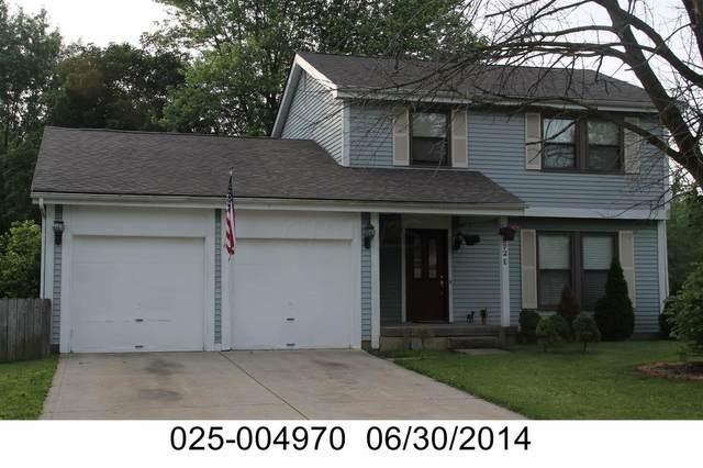 872 Quitman Drive E, Gahanna, OH 43230 (MLS #221036809) :: Exp Realty