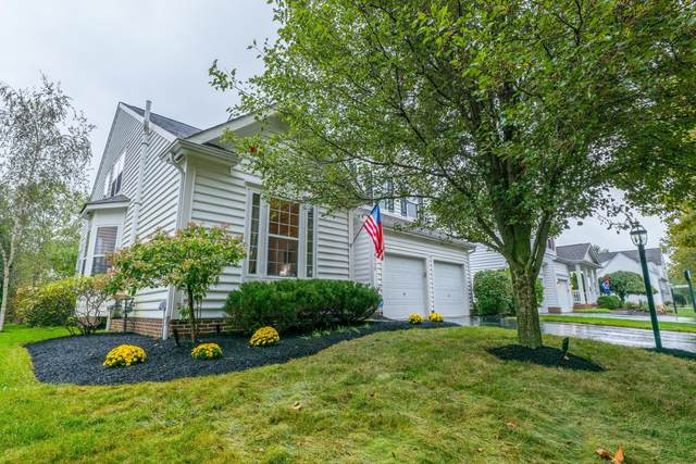 5750 Triplett Square, New Albany, OH 43054 (MLS #221036827) :: LifePoint Real Estate