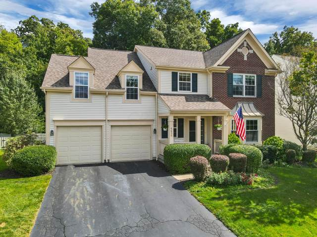 4416 Cordova Drive, New Albany, OH 43054 (MLS #221036833) :: LifePoint Real Estate