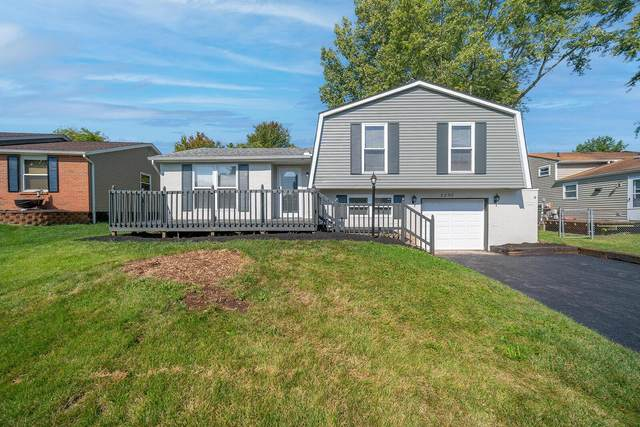 2203 Blue Rock Lane, Grove City, OH 43123 (MLS #221036837) :: LifePoint Real Estate
