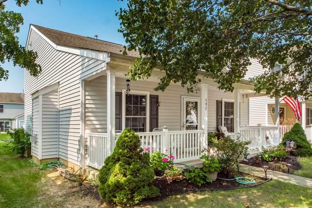 597 Penn Street #82, Galloway, OH 43119 (MLS #221036846) :: Greg & Desiree Goodrich | Brokered by Exp