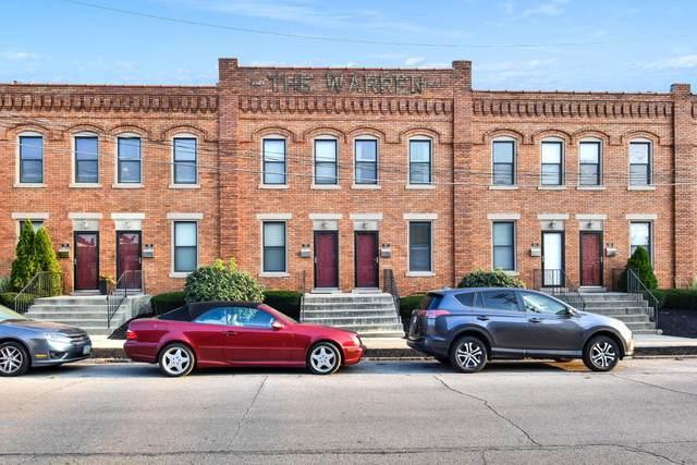 202 Warren Street, Columbus, OH 43215 (MLS #221036847) :: RE/MAX ONE