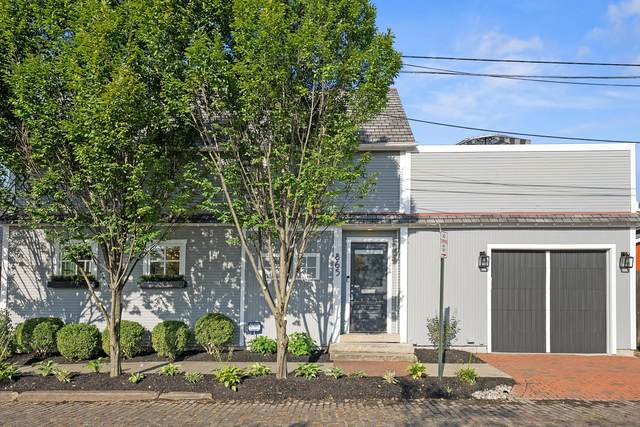 865 Jaeger Street, Columbus, OH 43206 (MLS #221036861) :: Signature Real Estate