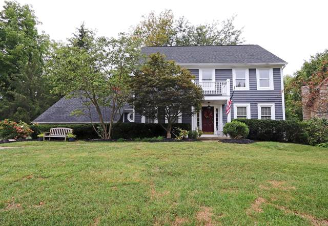 7985 Tipperary Court N, Dublin, OH 43017 (MLS #221036864) :: The Holden Agency