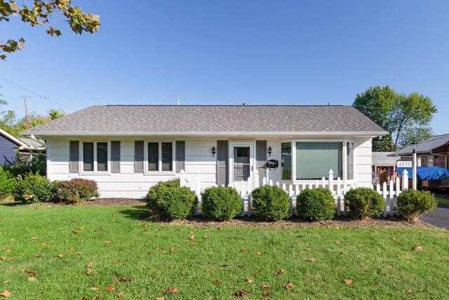 4530 Circle Drive, Hilliard, OH 43026 (MLS #221036865) :: LifePoint Real Estate