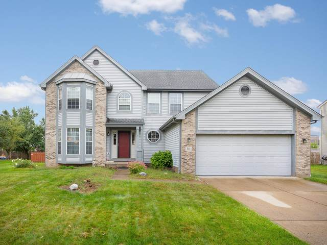 511 Greenhill Drive, Groveport, OH 43125 (MLS #221036886) :: Sandy with Perfect Home Ohio
