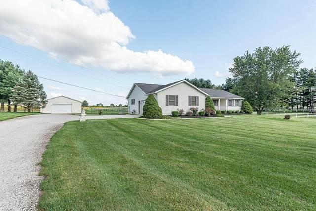 626 N County Line Road, Sunbury, OH 43074 (MLS #221036894) :: Exp Realty