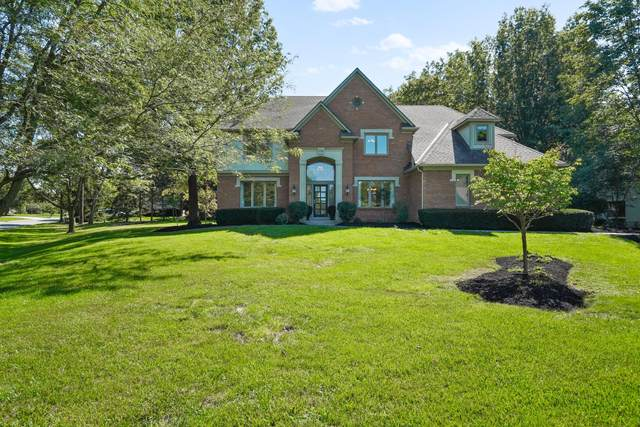 4941 Sheffield Avenue, Powell, OH 43065 (MLS #221036912) :: Exp Realty