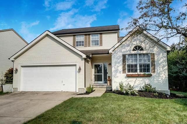 550 Woodbay Drive, Columbus, OH 43230 (MLS #221036933) :: ERA Real Solutions Realty