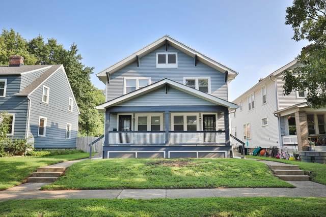 96 W Como Avenue, Columbus, OH 43202 (MLS #221036975) :: CARLETON REALTY