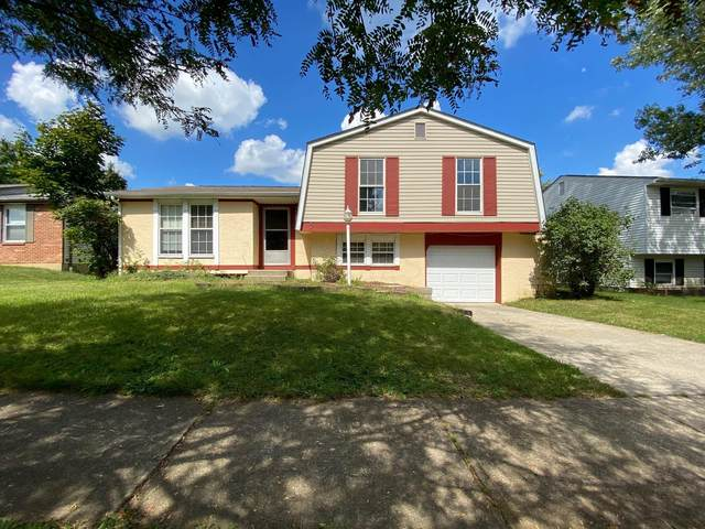 2592 Blue Rock Boulevard, Grove City, OH 43123 (MLS #221036988) :: LifePoint Real Estate