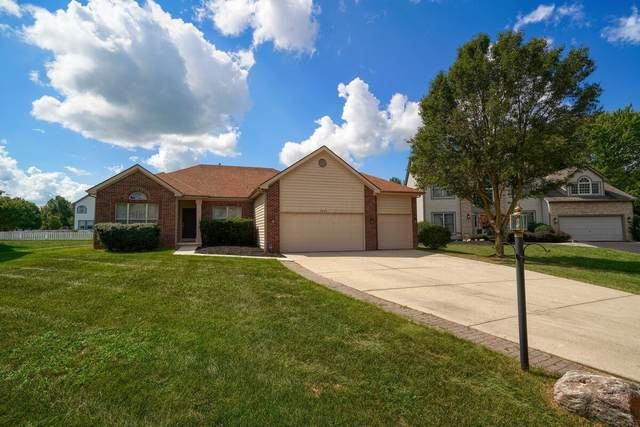 7485 Creek Court, Canal Winchester, OH 43110 (MLS #221037016) :: Millennium Group