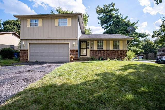 2769 Blossom Avenue, Columbus, OH 43231 (MLS #221037058) :: The Holden Agency